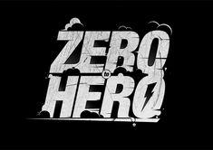 ZERO TO HERO by Muhammad Hafiz, via Behance