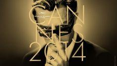 Cannes 2014, il poster ha il volto di Marcello Mastroianni, il celebre fotogramma del film di Federico Fellini 8 e 1/2 invade la croisette