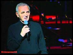 Charles Aznavour - Mes emmerdes(Live)
