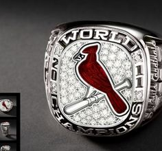 World Championship Ring