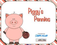 Piggy's Pennies - A Smartboard Money Lesson