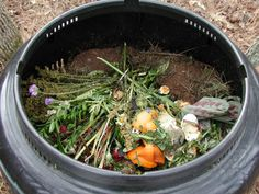 Guide to starting compost.