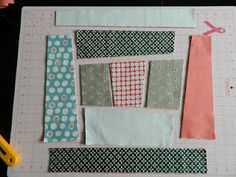 sotak handmad, method tutori, tutorials, quilt block, slash method, improv block, stack, quilt pattern, quilt tutori