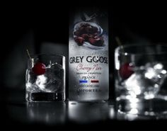 GREY GOOSE® Cherry Noir