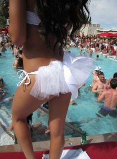 Bridal Booty for the Bachelorette Party in Vegas @Devin Hunt Hunt Covitz