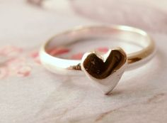 what is it about the heart rings?