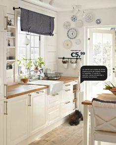 Updated Ikea Kitchen