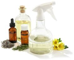 DIY Natural home fragrances