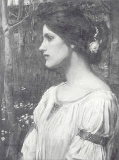 jw waterhouse