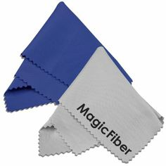 People love pointing on our screens and gifting us their fingerprints. In addition to a screen protector, I keep one of these handy, especially for keeping mobile devices smudge-free. Almost any microfiber cloth will do.
