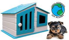 Casa para perros de raza chica o gatos.  De venta en Veterinaria Pet Planet  petplanet.mx@gmail.com