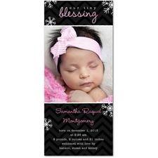 Tiny Wonder: Black Birth Announcements