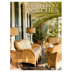Book - Perfect Porches.