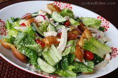 Asian Wonton Salad - Our Best Bites