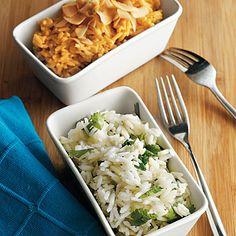 Cilantro-Lime Rice | CookingLight.com