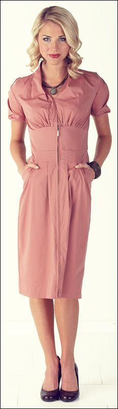 pink modesty