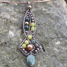 fish pendant, pendants, jewelri idea