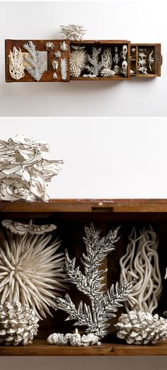 katharine morling - ceramics (that look like line drawings!)