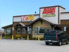 Logan's Roadhouse - those rolls they bring out when you get there are awesome!