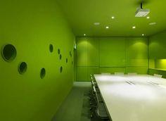 Green room!