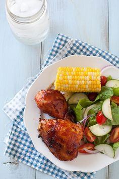 Barbecued Chicken   Annie's Eats by annieseats, via Flickr