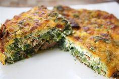 Broccoli Rabe Frittata