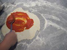 Pizza: Sauce   goop.com
