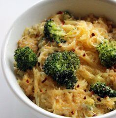 Reinvent Comfort With Spaghetti Squash Mac and Cheese