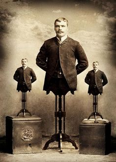 Victorian Surrealist Photography
