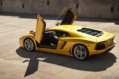 Lamborghini Aventador LP700-4 Coupe (2012)