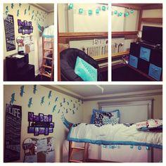 Stanford Dorm Room:)