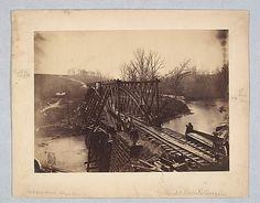 The Bull Run Bridge near Union Mills