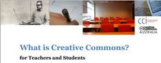 What is Creative commons fact sheet