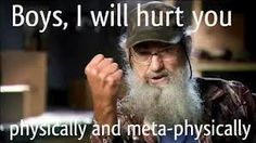 Good ol' Uncle Si!