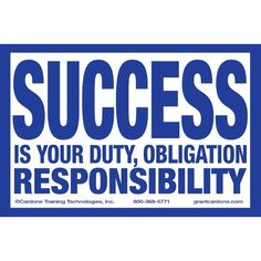 Great mission statement.