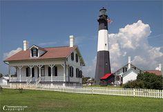 Tybee Island Lighthouse & Museum, Tybee Island, Georgia