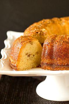 Rum Cake, from scratch #cake #recipe