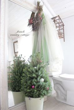 FRENCH COUNTRY COTTAGE: A Little Christmas