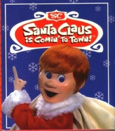 Santa Claus Is Comin' To Town is definitely one of my family's favorite Christmas Movies of all time. This Christmas movie came out in 1970's...