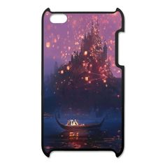Tangled lanterns iPod touch case