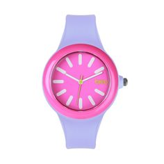 Unisex Arc Watch Lilac Pink