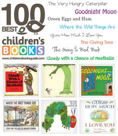 100 Best Kids Books