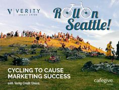 Verity Credit Union Cycles To #CauseMarketing Success & Grows Fanbase by 68% using Photo Contest App for Facebook #FWB40 #photocontest photocontest