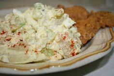 Deep South Dish: Southern Style Potato Salad