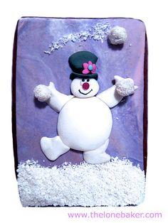special CHRISTMAS cookies snowmen