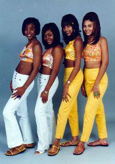 Destiny's Child, -only- 1997.