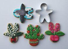 People cookie cutter ideas - Cookie Artisan - Flickr