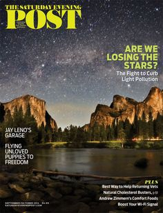 Sept/October 2014 issue of the Saturday Evening Post © SEPS 2014 Cover by Tyler Nordgren