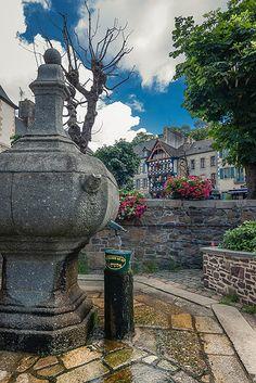 Pontrieux ~ Brittany