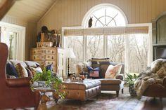 Medina Residence - traditional - family room - minneapolis - Bruce Kading Interior Design